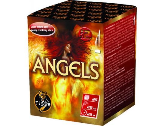 ANGELS FROM HELL  25s - ÚJ CSOMAGOLÁS