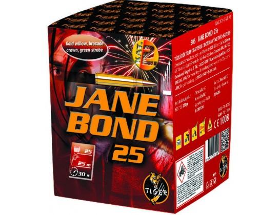 JANE BOND  25s