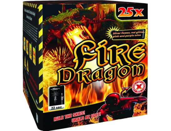 FIRE-DRAGON 25s
