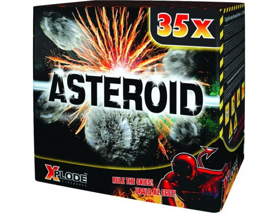 ASTEROID 35s