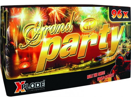 GRAND PARTY 96s