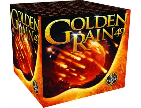 GOLDEN RAIN 49s