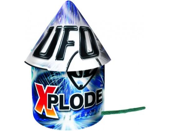 UFO - Space flyer