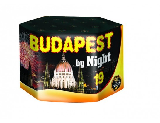BUDAPEST BY NIGHT 19s